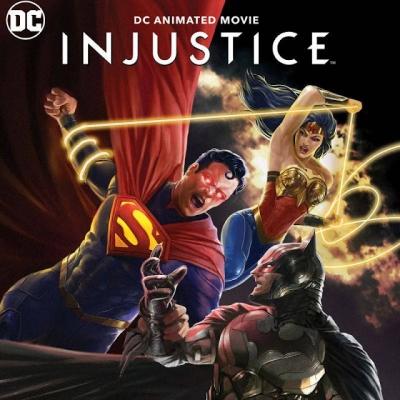 Injustice: Gods Among Us vai virar filme