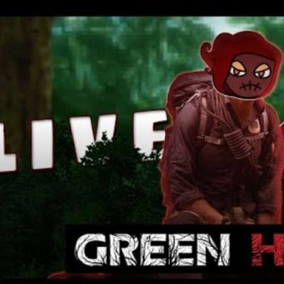 Live - Green Hell - Dia 3