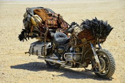 Conheça as motos de Mad Max: Estrada da Fúria