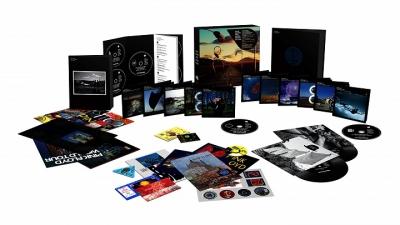 Pink Floyd ganha mega box com mais de 13h de material inédito