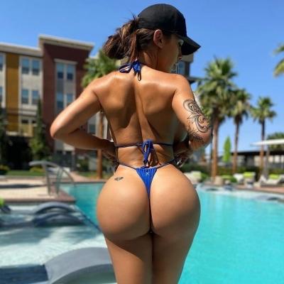 Nada melhor do que um belo dia na beira da piscina...