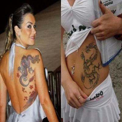 17 Tatuagens Ridiculamente e Hilariantes fails.