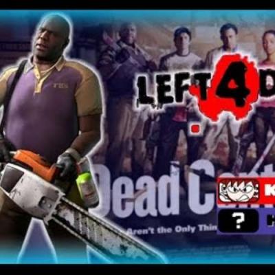 Live do Facebook - Left 4 Dead 2 Com a Harumi !