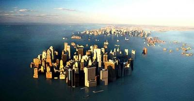 Porquê o nível do mar está subindo 4 vezes mais rápido que previsto?