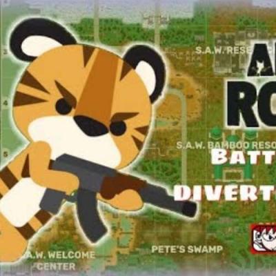 Live do FB - Animal Royale Maroto