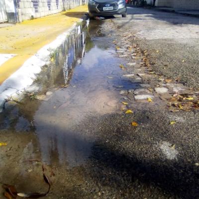 Vazamento na Rondônia