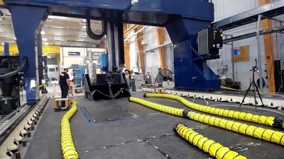 Impressora 3D faz um barco de 2 toneladas, o maior do mundo