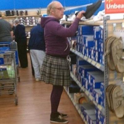 20 tipos de pessoas esquisitas que você só vai encontrar no Walmart