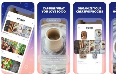 Facebook lança Hobbi, aplicativo experimental semelhante ao Pinterest