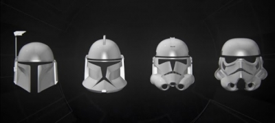 Vídeo mostra evolução dos Stormtroopers de Star Wars