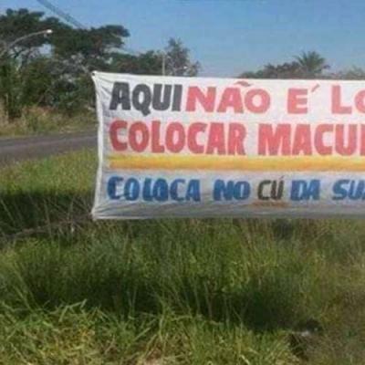 Deixa o povo faze Macumba em paz