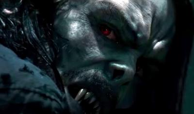 Assista o trailer de Morbius legendado e dublado