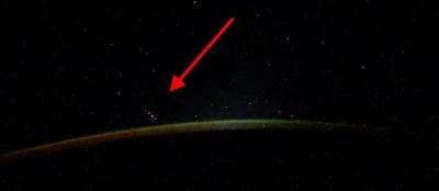 Vídeo da Estação Espacial Internacional mostra
