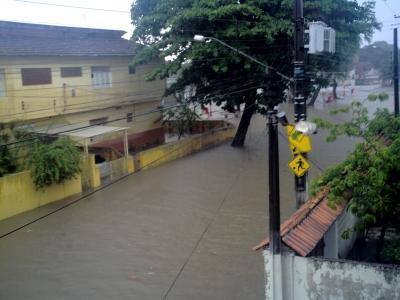 Cidades e as chuvas