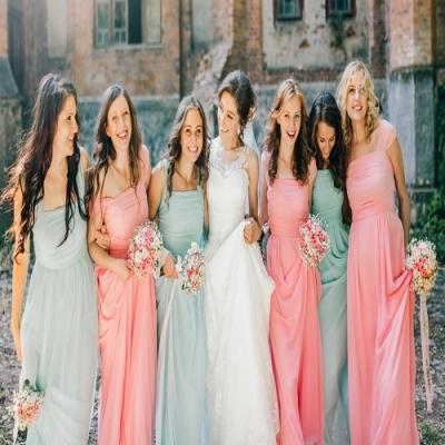 5 Vantagens de Ter Damas de Honra no Seu Casamento
