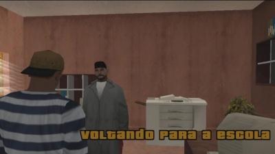 GTA San Andreas #52 Voltando para a escola