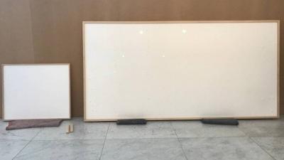 Artista recebe R$ 455 mil para recriar obras e entrega telas vazias