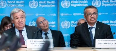 Trump retira oficialmente os EUA da OMS durante a pandemia