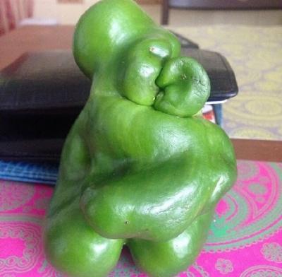 Veja algumas frutas e legumes que parecem outras coisas #2