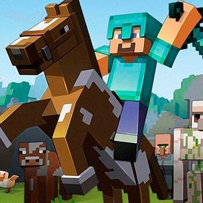 O melhor Minecraft do mundo!