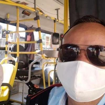 Use máscara, mas não falaram qual!
