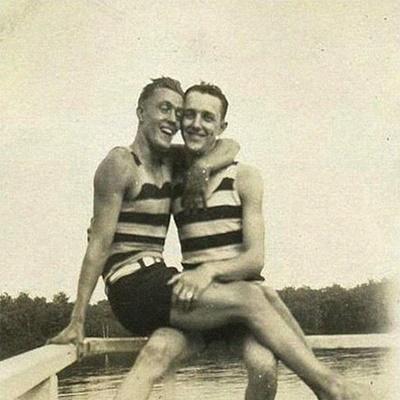 """Essas 31 fotos antigas provam que gays sempre existiram, e não são uma """"modinha"""""""