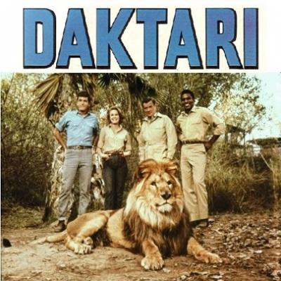 Daktari - Em 1972 começou a fazer parte da programação da TV Tupi