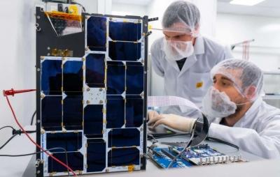 Para imagens do espaço sem nuvem, empresas criam satélite com IA