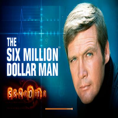 O Homem de Seis Milhões de Dólares - produzida e exibida entre 1974 a 1978