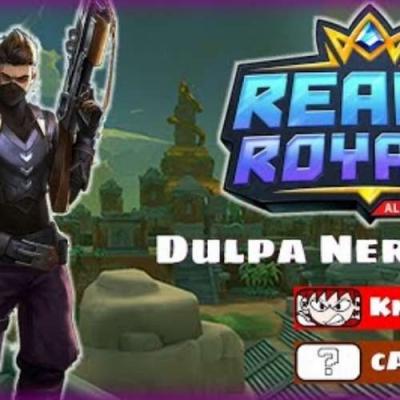 Live de Domingão - Realm Royale na Duplinha!