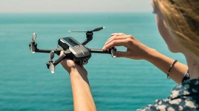 Maiores empresas de drones