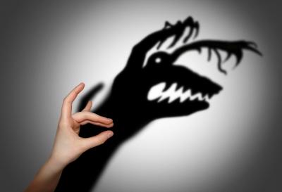 O medo é a arma dos opositores