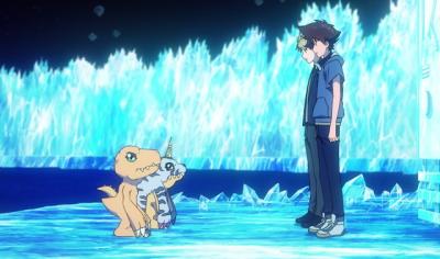 Agumon recebe nova digievolução em Digimon, confira