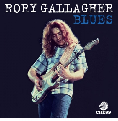 Raridades de Rory Gallagher em nova coletânea