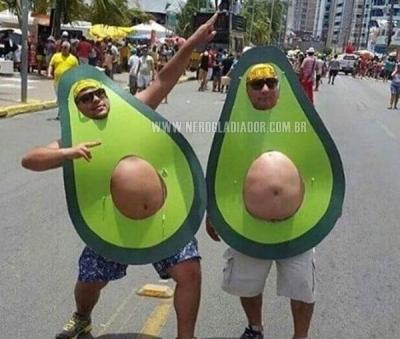 Já achei minha fantasia de Carnaval para este ano