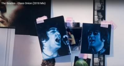 Beatles liberam vídeo de Glass Onion