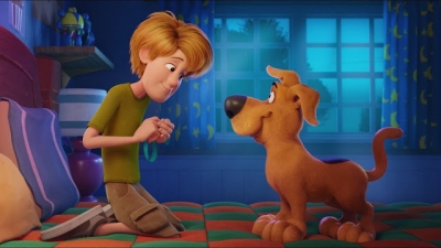 Assista o primeiro trailer de SCOOB, o novo filme do Scooby-Doo