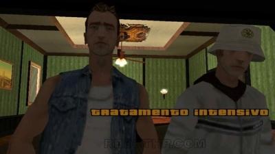 GTA San Andreas #69 Tratamento intensivo