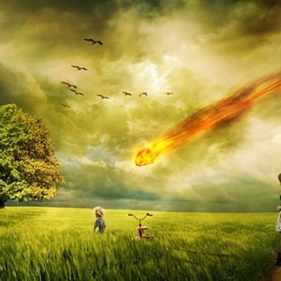 O que acontecerá se um asteroide atingir a Terra