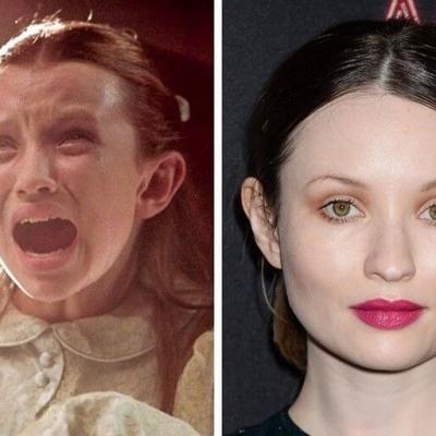A verdadeira face dos personagens de filmes de terror