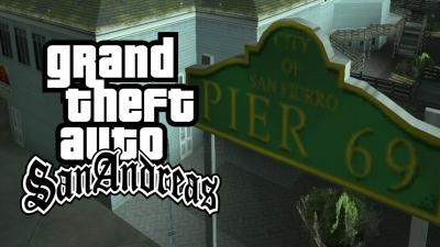 GTA San Andreas #43 Píer 69