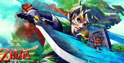 Diretor sugere remaster de The Legend of Zelda Skyward Sword no Switch