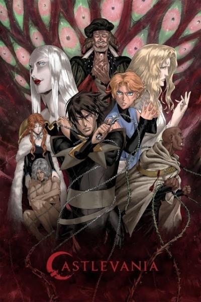 Nova temporada de Castlevania tem data de lançamento confirmada pela Netflix