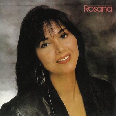 Rosana  - Fez muito sucesso com suas músicas românticas e de sentimentos