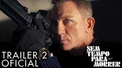 007 - Sem Tempo Para Morrer ganha trailer com detalhes sobre o vilão
