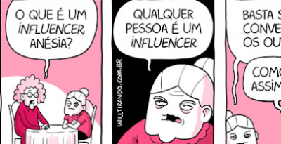 O que é um Influencer?