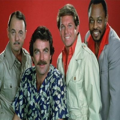 Magnum - Em 1982 o seriado passou a ocupar o horário nobre na Rede Globo.