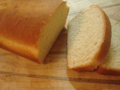 Pão de fubá fofinho