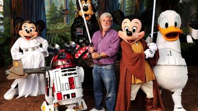Por que George Lucas odeia os fãs de Star Wars?