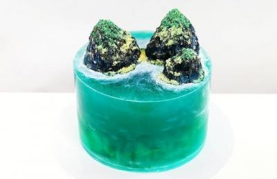Padeiros criam bolos incríveis que parecem paraísos